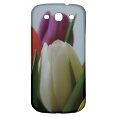 Colored By Tulips Samsung Galaxy S3 S Iii Classic Hardshell Back Case
