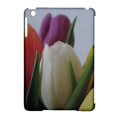 Colored By Tulips Apple Ipad Mini Hardshell Case (compatible With Smart Cover) by picsaspassion