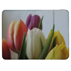 Colored By Tulips Samsung Galaxy Tab 7  P1000 Flip Case by picsaspassion