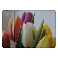 Colored By Tulips Samsung Galaxy Tab 10 1  P7500 Flip Case by picsaspassion