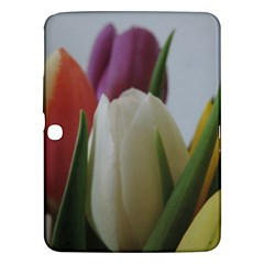 Colored By Tulips Samsung Galaxy Tab 3 (10 1 ) P5200 Hardshell Case  by picsaspassion
