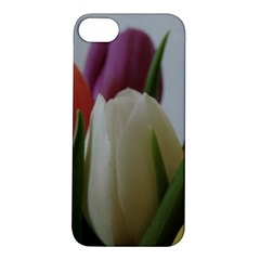 Colored By Tulips Apple Iphone 5s/ Se Hardshell Case by picsaspassion