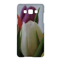Colored By Tulips Samsung Galaxy A5 Hardshell Case  by picsaspassion