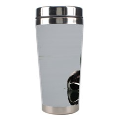 Swimming Duck Stainless Steel Travel Tumblers by picsaspassion
