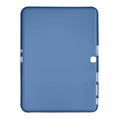 Blue Color Samsung Galaxy Tab 4 (10 1 ) Hardshell Case  by picsaspassion