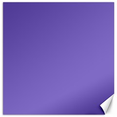 Lilac   Purple Color Design Canvas 20  X 20   by picsaspassion