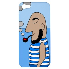Sailor Apple Iphone 5 Hardshell Case by Valentinaart