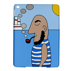 Sailor Ipad Air 2 Hardshell Cases by Valentinaart