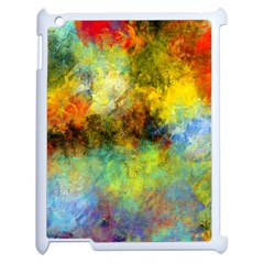 Lagoon Apple Ipad 2 Case (white) by digitaldivadesigns