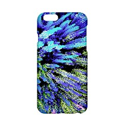 Colorful Floral Art Apple Iphone 6/6s Hardshell Case