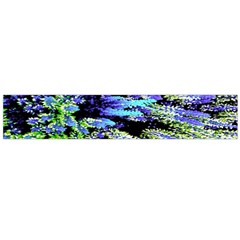 Colorful Floral Art Flano Scarf (large) by yoursparklingshop