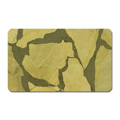 Stylish Gold Stone Magnet (rectangular) by yoursparklingshop