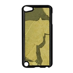Stylish Gold Stone Apple Ipod Touch 5 Case (black)