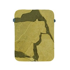 Stylish Gold Stone Apple Ipad 2/3/4 Protective Soft Cases by yoursparklingshop