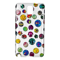 Play With Me Samsung Galaxy Note 3 N9005 Hardshell Case by Valentinaart