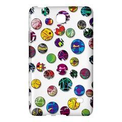 Play With Me Samsung Galaxy Tab 4 (7 ) Hardshell Case  by Valentinaart