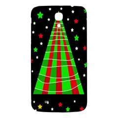 Xmas Tree  Samsung Galaxy Mega I9200 Hardshell Back Case by Valentinaart