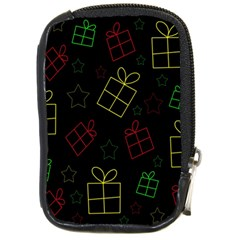 Xmas Gifts Compact Camera Cases by Valentinaart