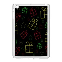 Xmas Gifts Apple Ipad Mini Case (white) by Valentinaart