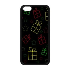 Xmas Gifts Apple Iphone 5c Seamless Case (black)