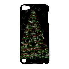 Xmas Tree 2 Apple Ipod Touch 5 Hardshell Case by Valentinaart