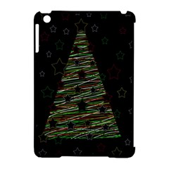 Xmas Tree 2 Apple Ipad Mini Hardshell Case (compatible With Smart Cover) by Valentinaart