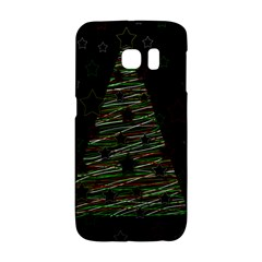 Xmas Tree 2 Galaxy S6 Edge by Valentinaart
