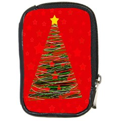 Xmas Tree 3 Compact Camera Cases by Valentinaart