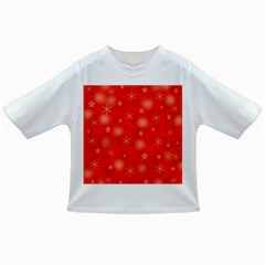 Red Xmas Desing Infant/toddler T Shirts by Valentinaart