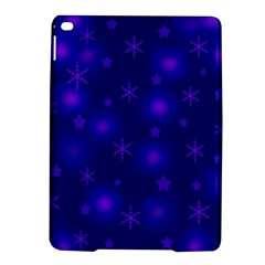 Blue Xmas Design Ipad Air 2 Hardshell Cases