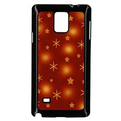 Xmas Design Samsung Galaxy Note 4 Case (black) by Valentinaart
