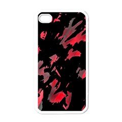 Painter Was Here  Apple Iphone 4 Case (white) by Valentinaart