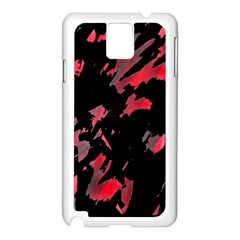 Painter Was Here  Samsung Galaxy Note 3 N9005 Case (white) by Valentinaart