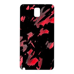 Painter Was Here  Samsung Galaxy Note 3 N9005 Hardshell Back Case by Valentinaart