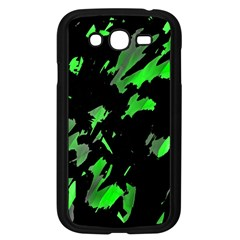 Painter Was Here   Green Samsung Galaxy Grand Duos I9082 Case (black) by Valentinaart