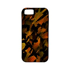 Abstract Autumn  Apple Iphone 5 Classic Hardshell Case (pc+silicone) by Valentinaart