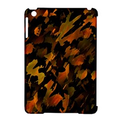 Abstract Autumn  Apple Ipad Mini Hardshell Case (compatible With Smart Cover) by Valentinaart