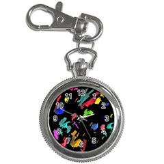 Painter Was Here Key Chain Watches