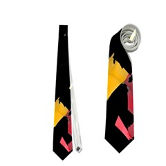 Painter Was Here Neckties (one Side)  by Valentinaart