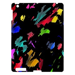 Painter Was Here Apple Ipad 3/4 Hardshell Case by Valentinaart