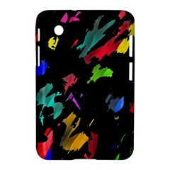 Painter Was Here Samsung Galaxy Tab 2 (7 ) P3100 Hardshell Case  by Valentinaart