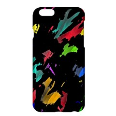 Painter Was Here Apple Iphone 6 Plus/6s Plus Hardshell Case by Valentinaart
