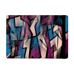 Purple High Art Ipad Mini 2 Flip Cases by Valentinaart