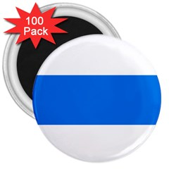 Flag Of Canton Of Zug 3  Magnets (100 Pack) by abbeyz71