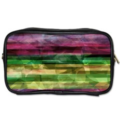 Colorful Marble Toiletries Bags 2 Side