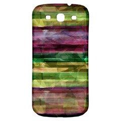 Colorful Marble Samsung Galaxy S3 S Iii Classic Hardshell Back Case by Valentinaart