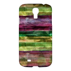Colorful Marble Samsung Galaxy S4 I9500/i9505 Hardshell Case by Valentinaart