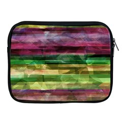 Colorful Marble Apple Ipad 2/3/4 Zipper Cases by Valentinaart