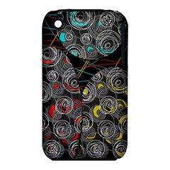 Crush  Apple Iphone 3g/3gs Hardshell Case (pc+silicone) by Valentinaart