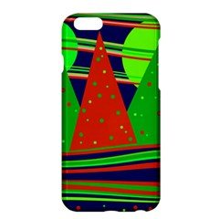 Magical Xmas Night Apple Iphone 6 Plus/6s Plus Hardshell Case by Valentinaart